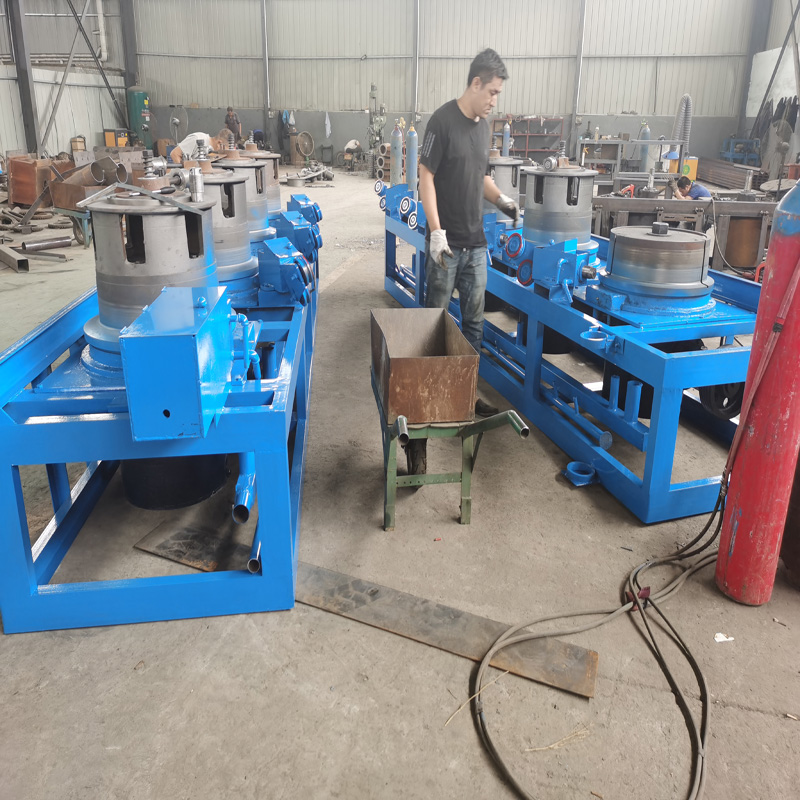 wire drawing machine ready for Kenya client