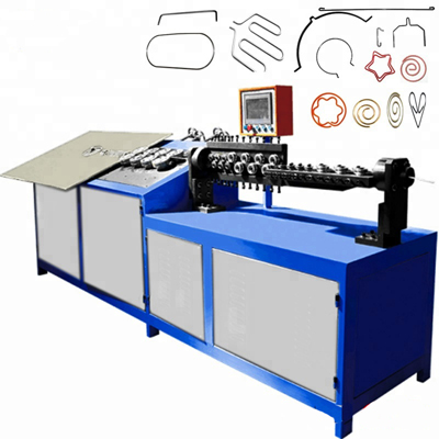 2D wire forming machine
