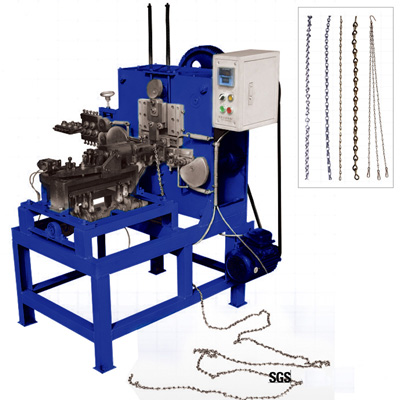 chain link making machine