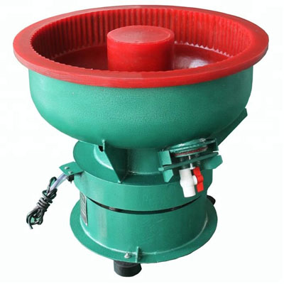 furniture hardware vibratory machine
